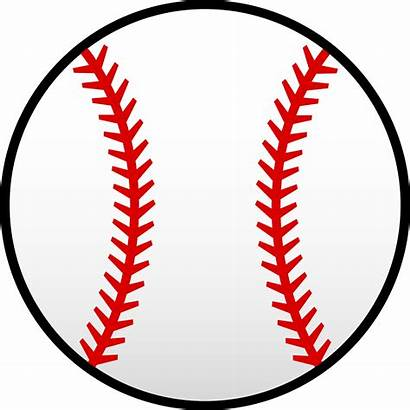 Softball Clipart Laces Baseball Clipground