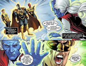 Yellow Lantern Superman vs WorldbreakerHulk - Battles ...