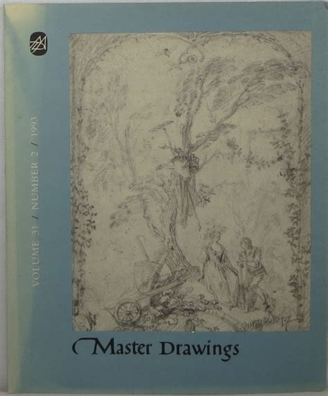 Master Drawings Volume Xxxi Number 2 Summer 1993