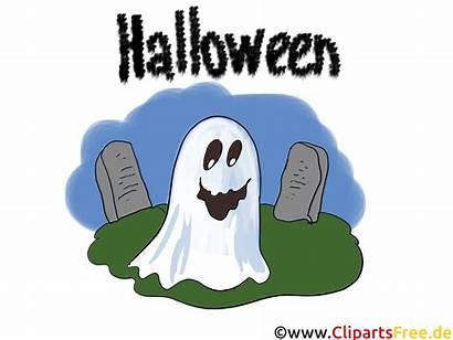 Clipart Halloween Gespenst Grafik Karte Zu Bild