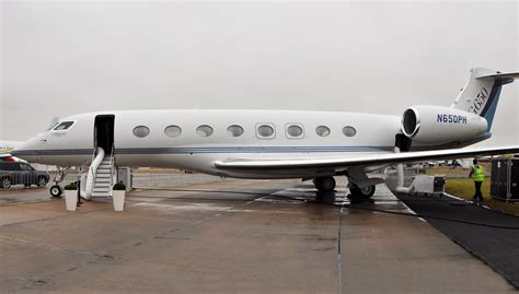 File:N650PH Gulfstream G650 Gulfstream Aerospace ...
