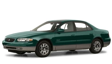 Buick Regal Gse by 2000 Buick Regal Gse 4dr Sedan Information