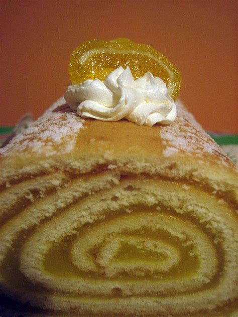cuisine dessert brazo gitano cuisine