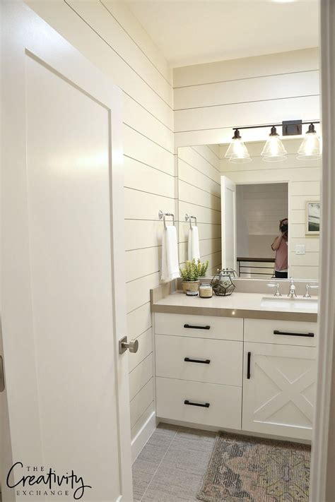 Shiplap For Bathrooms by Painted Shiplap Accent Walls In Rich Colors A Paint