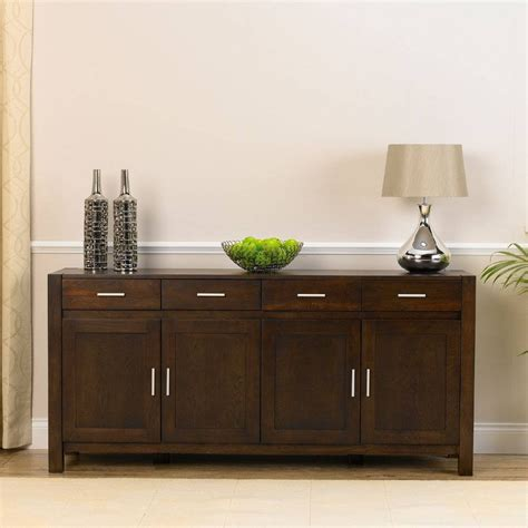 Darkwood Sideboard by 20 Photo Of Small Wood Sideboard