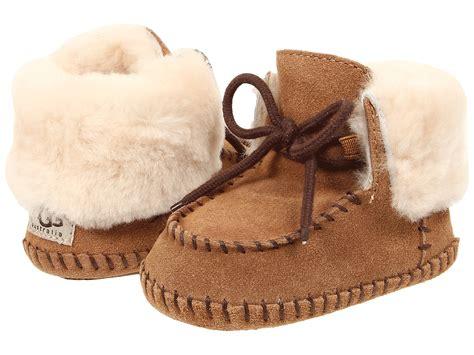 2417 childrens ugg slippers ugg sparrow infant toddler chestnut zappos