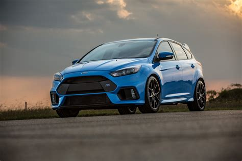 2016 Ford Focus Rs First Drive Review