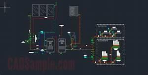 Solar Energy System Detail Drawings Free Dwg  U00bb Cadsample Com