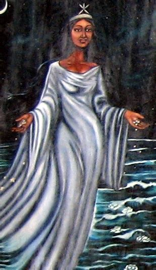 Quick Facts  The Yoruba Goddess Yemaya  The Pagan Beanstalk