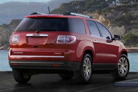 gmc acadia limited pricing  sale edmunds
