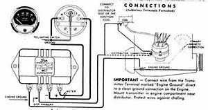 Wiring Diagram Sun Super Tach 2