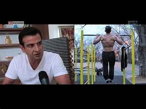 Ronit Roy's fitness files - YouTube