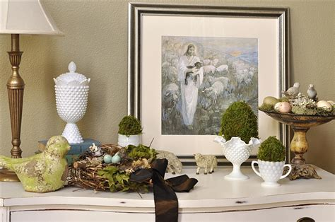 Easter Home Decor Styling: Easter Decor 2013