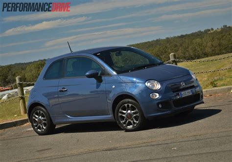 Fiat Sport 500 by 2013 Fiat 500 Sport Review Performancedrive