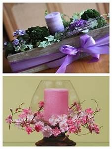 Wie Oft Blumen Gießen : lila wie lavendel und rosa wie kirschbl tenzweige fr hlingsdeko ~ Orissabook.com Haus und Dekorationen