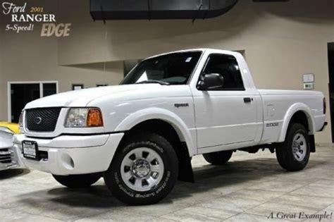 purchase   ford ranger edge  speed manual air