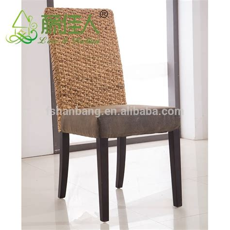 water hyacinth wicker dining chair buy wicker dining