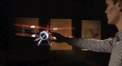 Hologram Interactive Water Holographic Vapor Display Technology