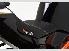 KTM RC8 Receives Corbin Seat autoevolution