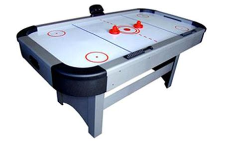 air hockey and football table 5ft soccer table 6ft air hockey table