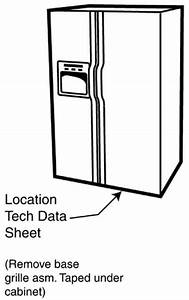 Refrigerator Service Repair Manual And Owners Manuals