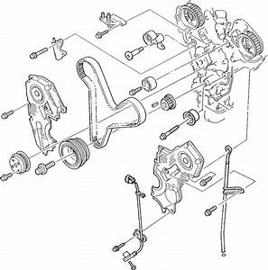 Engine Diagram 626 Mazda 1996