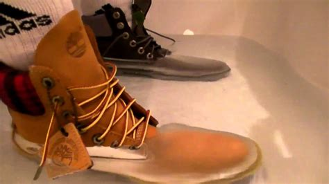 cheetah boots timberland for