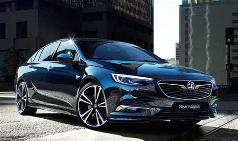 Vauxhall Insignia 2017 Review  Grand Sport Is A Sleeker
