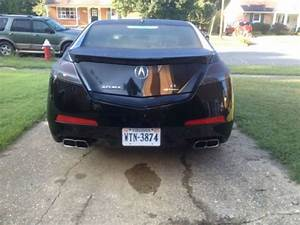 Sell Used 2010 Acura Tl Awd Tech Package 6speed Manual