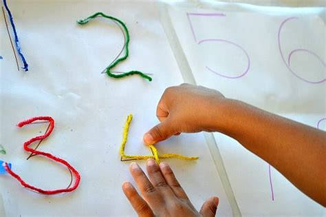 yarn crafts and learning activities for 854 | fine motor activity with yarn