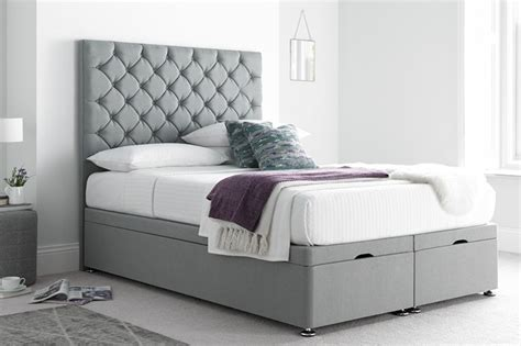 Divan Ottoman Bed by Sleep Button Divan Ottoman Bed Bedsonlegs Co Uk