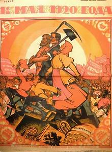 Soviet propaganda of May 1 – International Workers Day ...