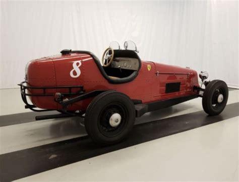 1931 Alfa Romeo Kit Car by 1932 Alfa Romeo 8c Monza Kit Car Replica No Reserve