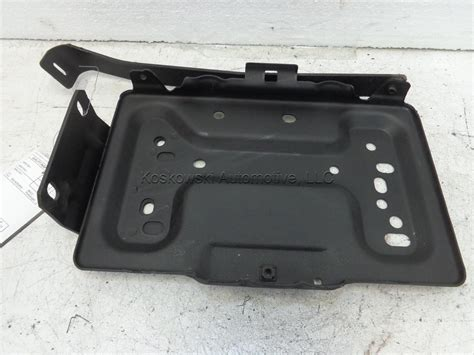 batterie ford battery tray assembly ford f150 f250 f350 bronco oem f4tz10732b 92 94 96 87 90 battery trays
