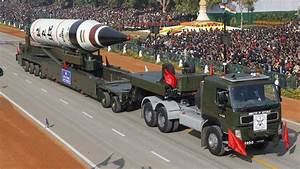 Monster Machines: India's New Long-Range Missile Can Reach ...
