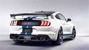 2020 Shelby GT500 To Get 1,200 Horsepower From Hennessey