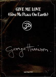 give me give me peace on earth wikip 233 dia a enciclop 233 dia livre