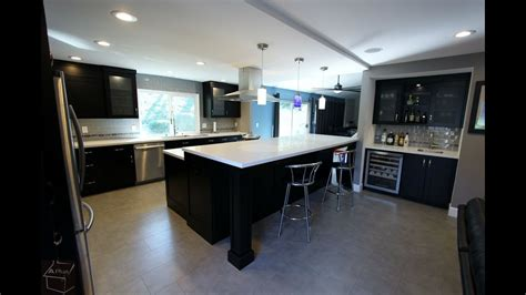 anaheim hills transitional black  stainless