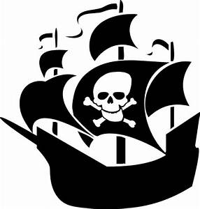 Pirate Ship Animated Clipart
