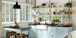 24 unique kitchen storage ideas easy storage solutions for Kitchen colors with white cabinets with art for large wall spaces