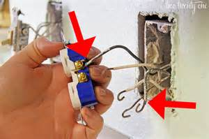 Install Electrical Outlet Box