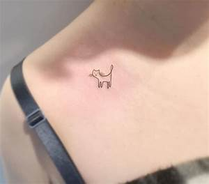 13+ Minimalist Tattoos By A Korean Artist | Bored Panda