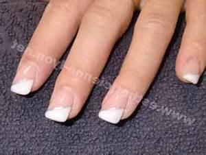 Déco French Manucure : ongles french blanche ~ Farleysfitness.com Idées de Décoration