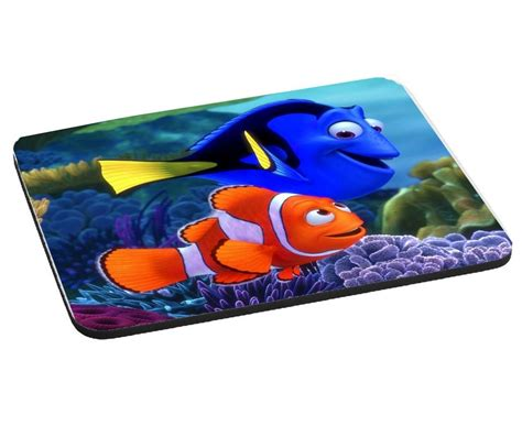 Finding Dory Nemo Mouse Mat Pad 220mm X 180mm 5mm Thick