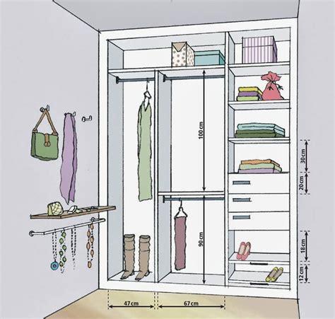 Resultado de imagem para medidas de closet Vestidor