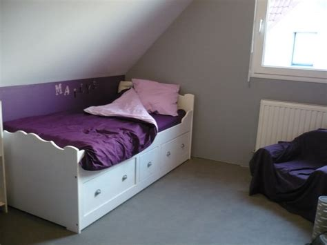 peinture violette pour chambre peinture chambre gris et mauve chaios com