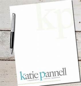 20 personal letterhead templates free sample example With custom letter stationery