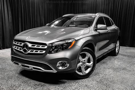Request a dealer quote or view used cars at msn autos. 2018 Mercedes-Benz GLA 250 SUV Peoria AZ 22029225