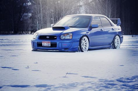 subaru eyes blob eye 04 05 sti in world rally blue best looking
