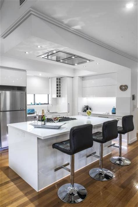 Ceiling Rangehoods. The Perfect Choice For Open Plan
